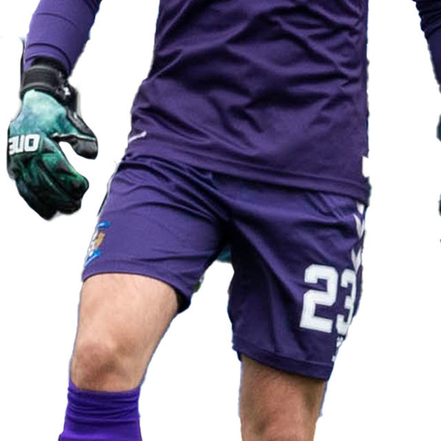 ADULT HOME GOALKEEPER SHORTS